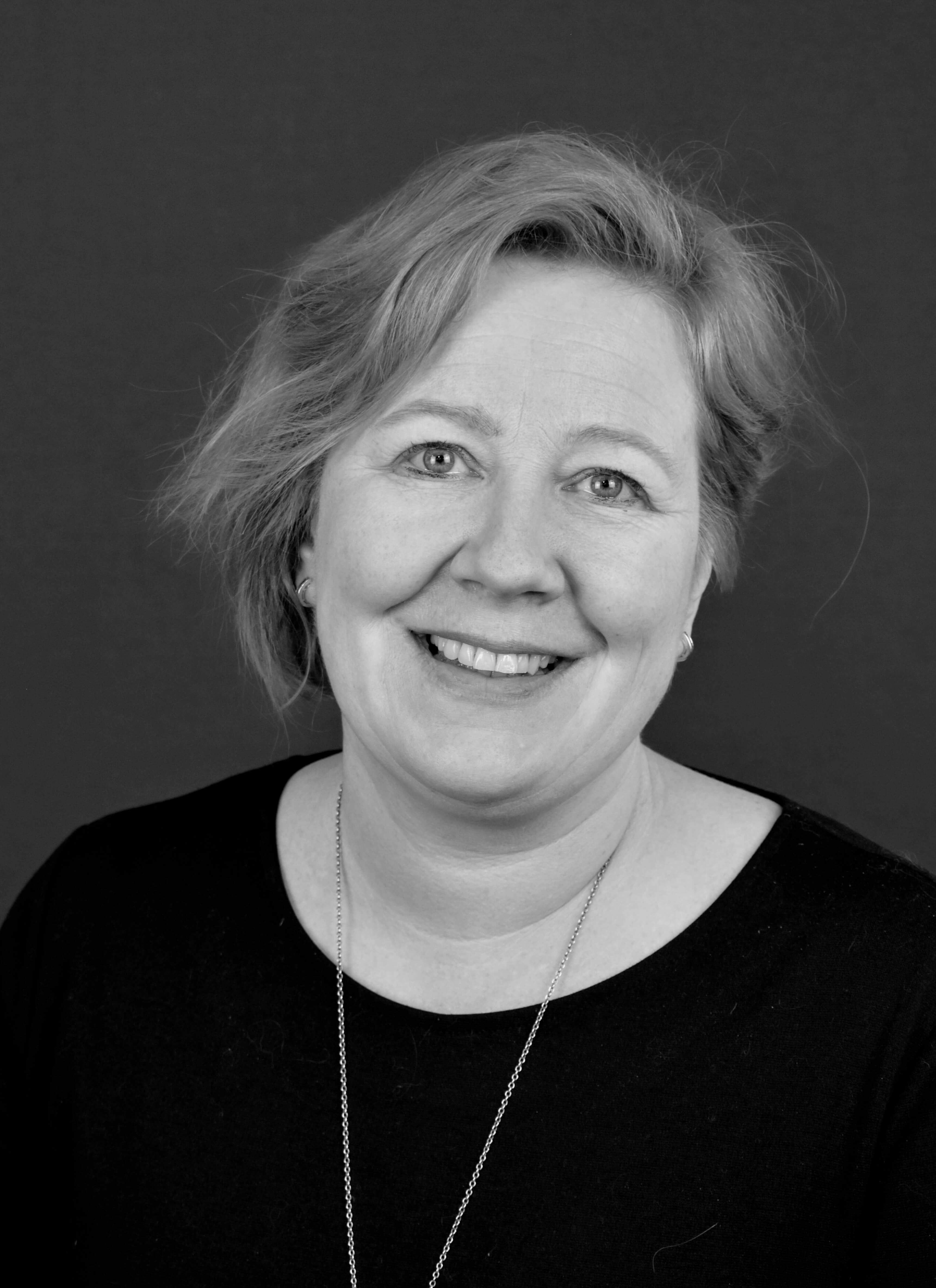 Heidi Kinnunen, co-founder of Finnwards Oy