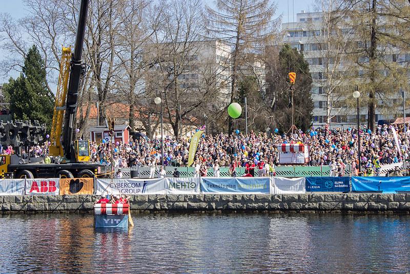 Vappu Tampere